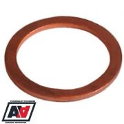 Copper Washer For 10mm Banjo Bolts And Fuel Fittings